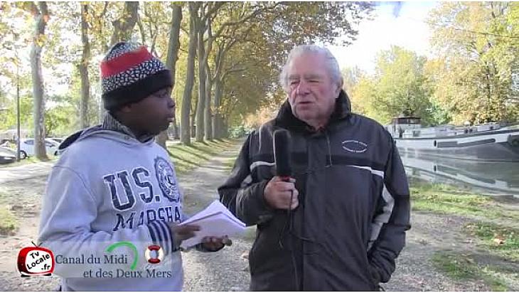 Les Jeunes Reporters de Média Pitchounes à l'honneur à Castanet pour l'Avenir du #CanalDuMidi #TvLocale_fr