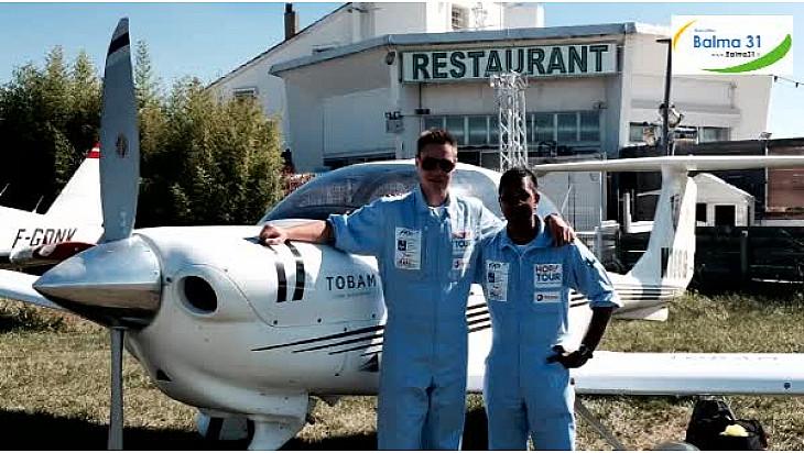 Toulouse / Saint Louis du Sénégal, le retour des équipages...