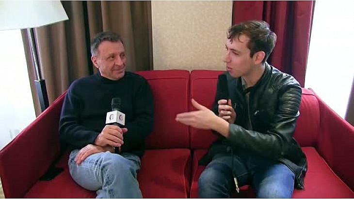 Interview Jean Marie Boursicot présente 'la nuit des Publivores' @LeGrandRex